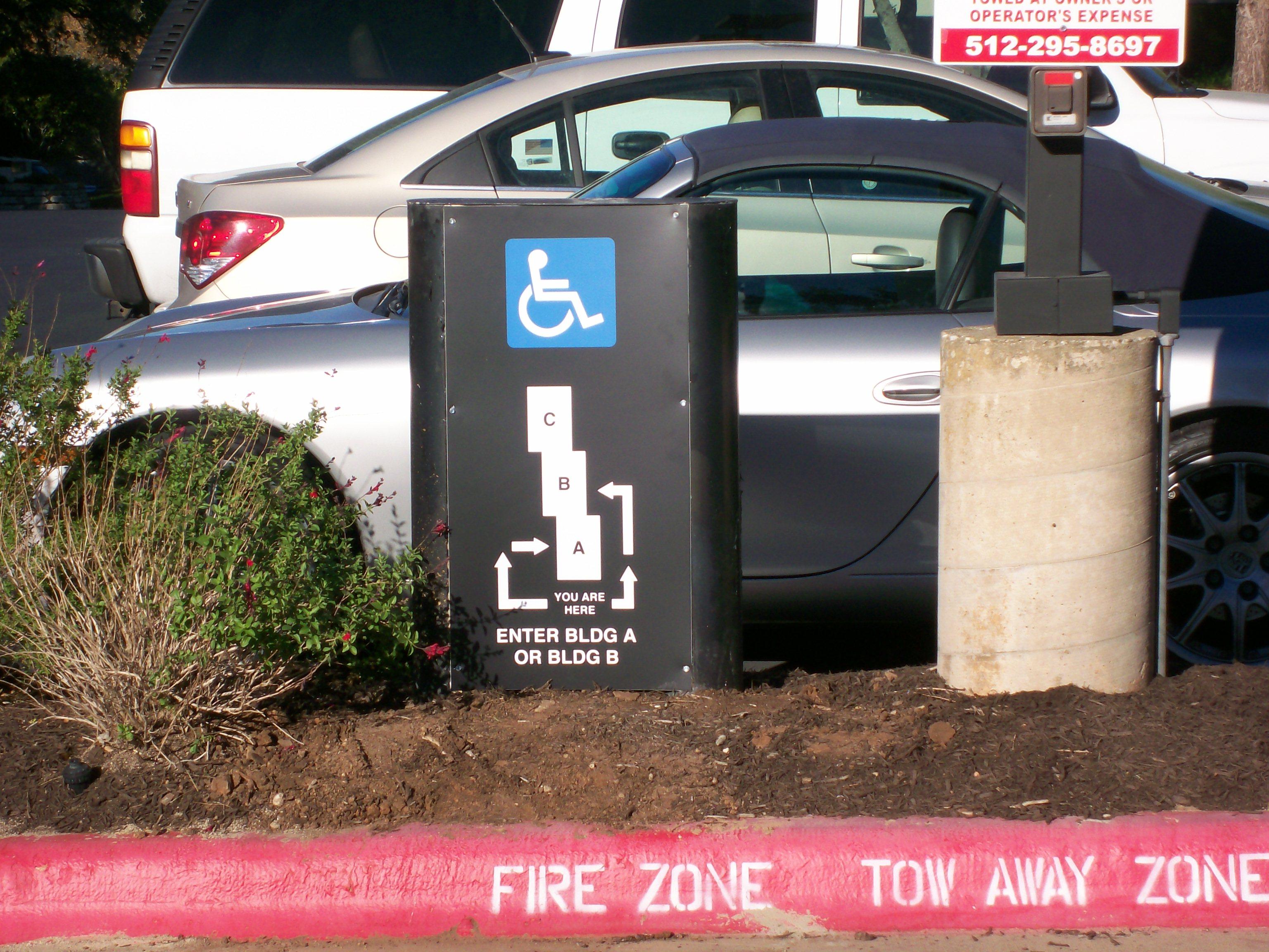 Parking Lot Directional.JPG