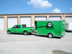 Truck and Trailer Vehicle Wrap