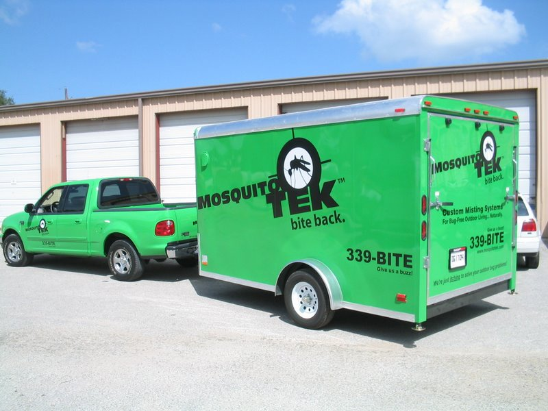 Truck and Trailer Vinyl