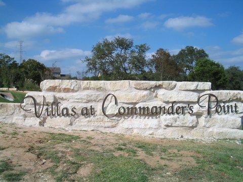 Villas at Commander's Point Letters