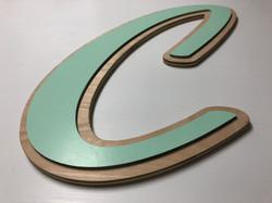 wooden letters austin tx