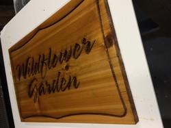 Engraved Wood Austin Lakeway