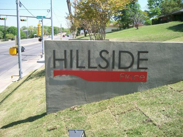 Hillside Apartment Monument