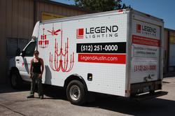 Legend Lighting Box Truck