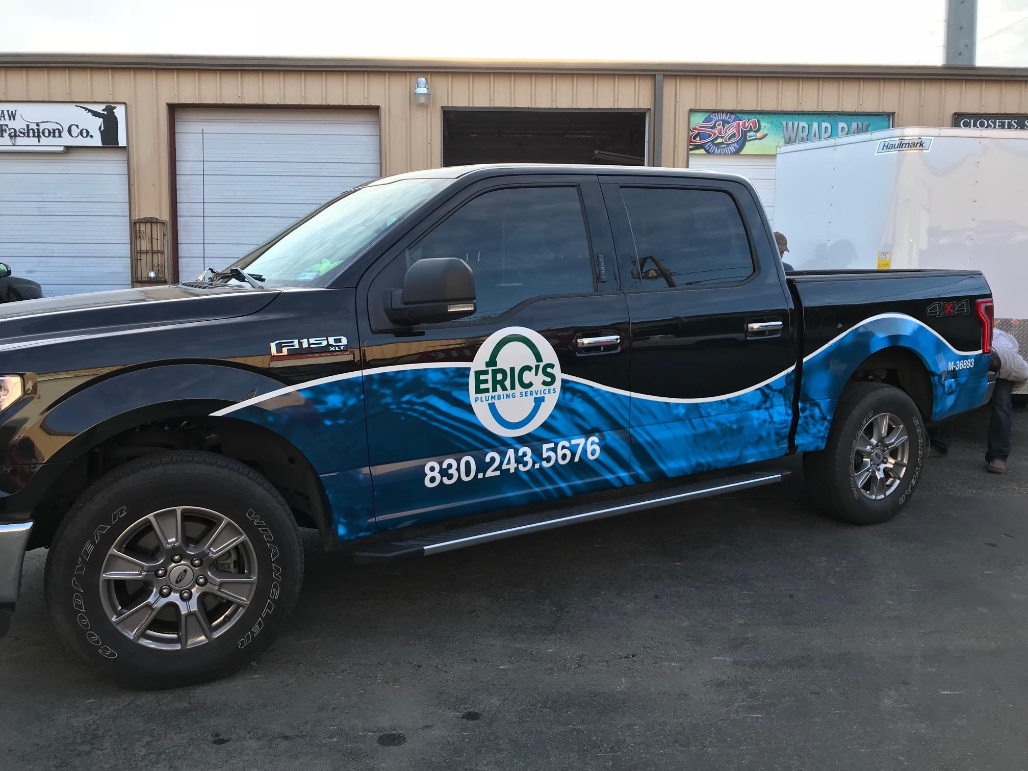 truck graphics austin texas