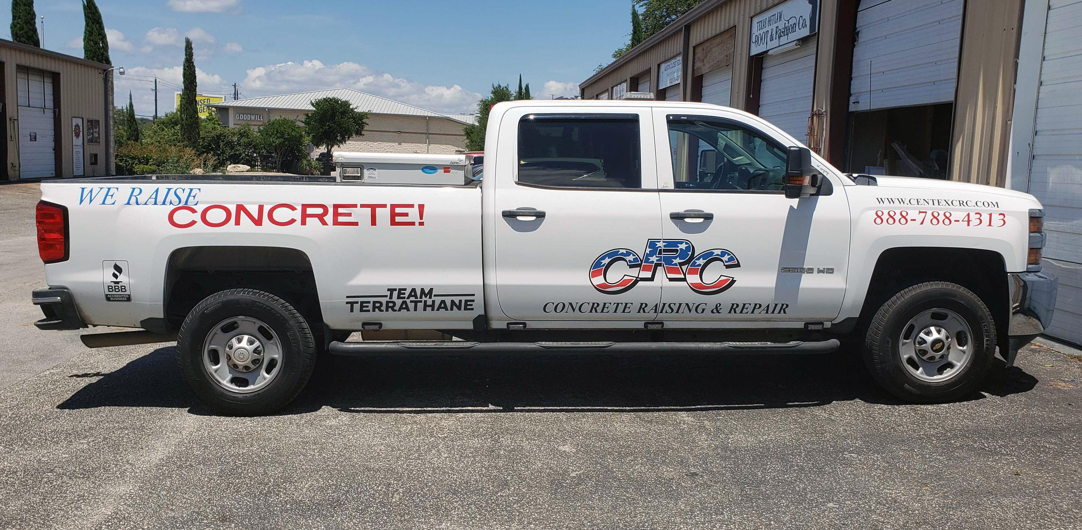 Vehicle Graphics_Austin Texas_inv18690