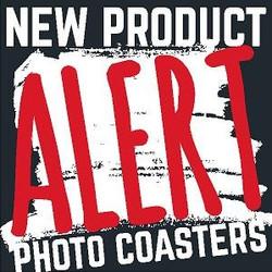 *NEW* Photo Coasters