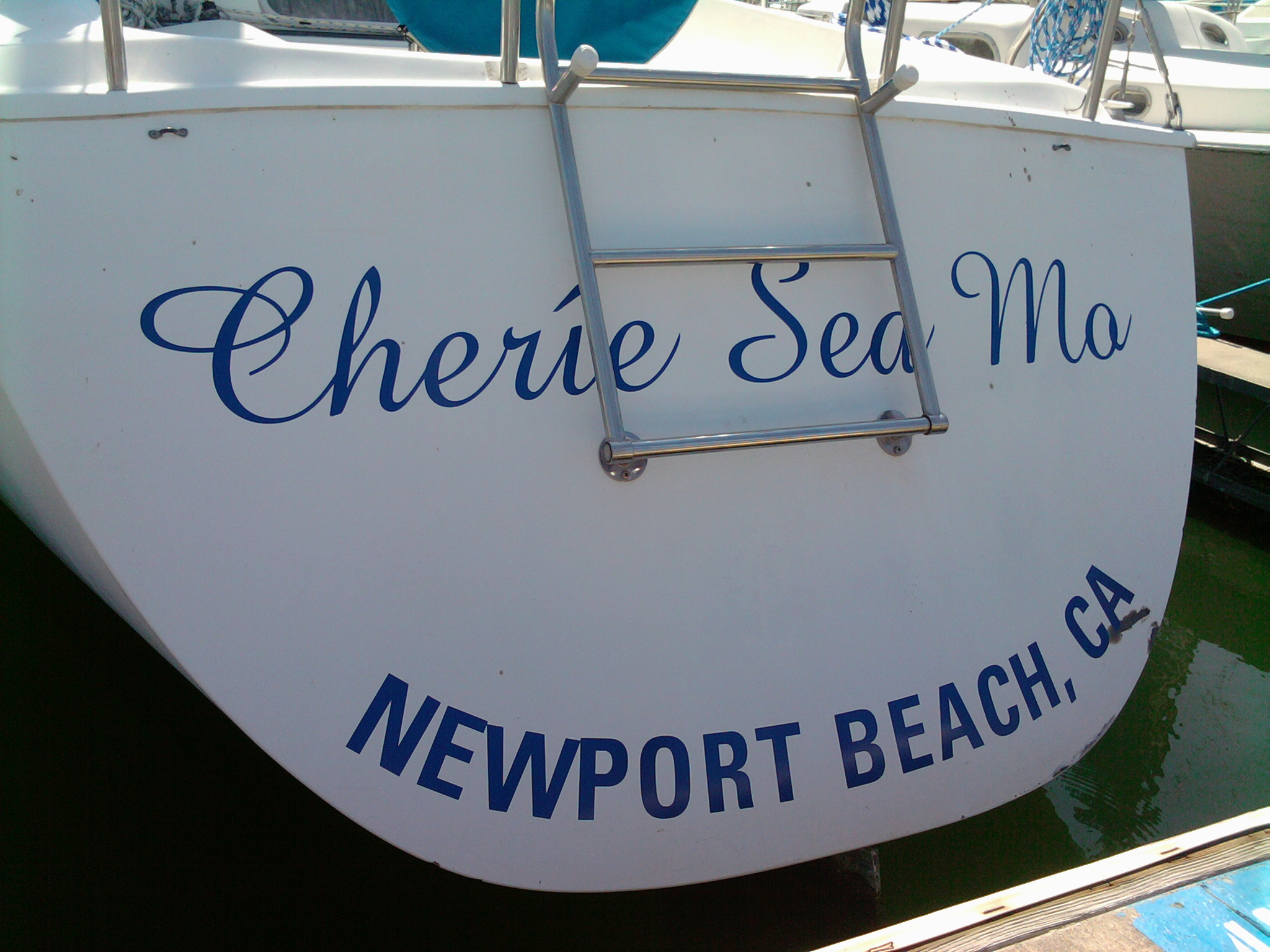 Cherie Sea Ma