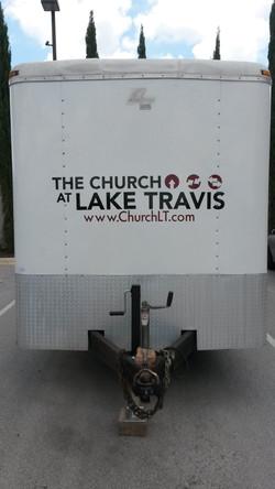 Church at Lake Travis Trailer