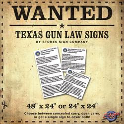 Texas Gun-Laws Deals