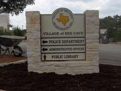 Village of Bee Cave Directional