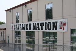 Cavalier Nation Banner