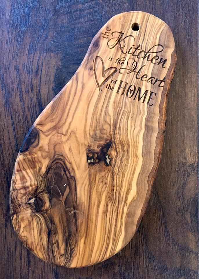 cuttingboard engraved