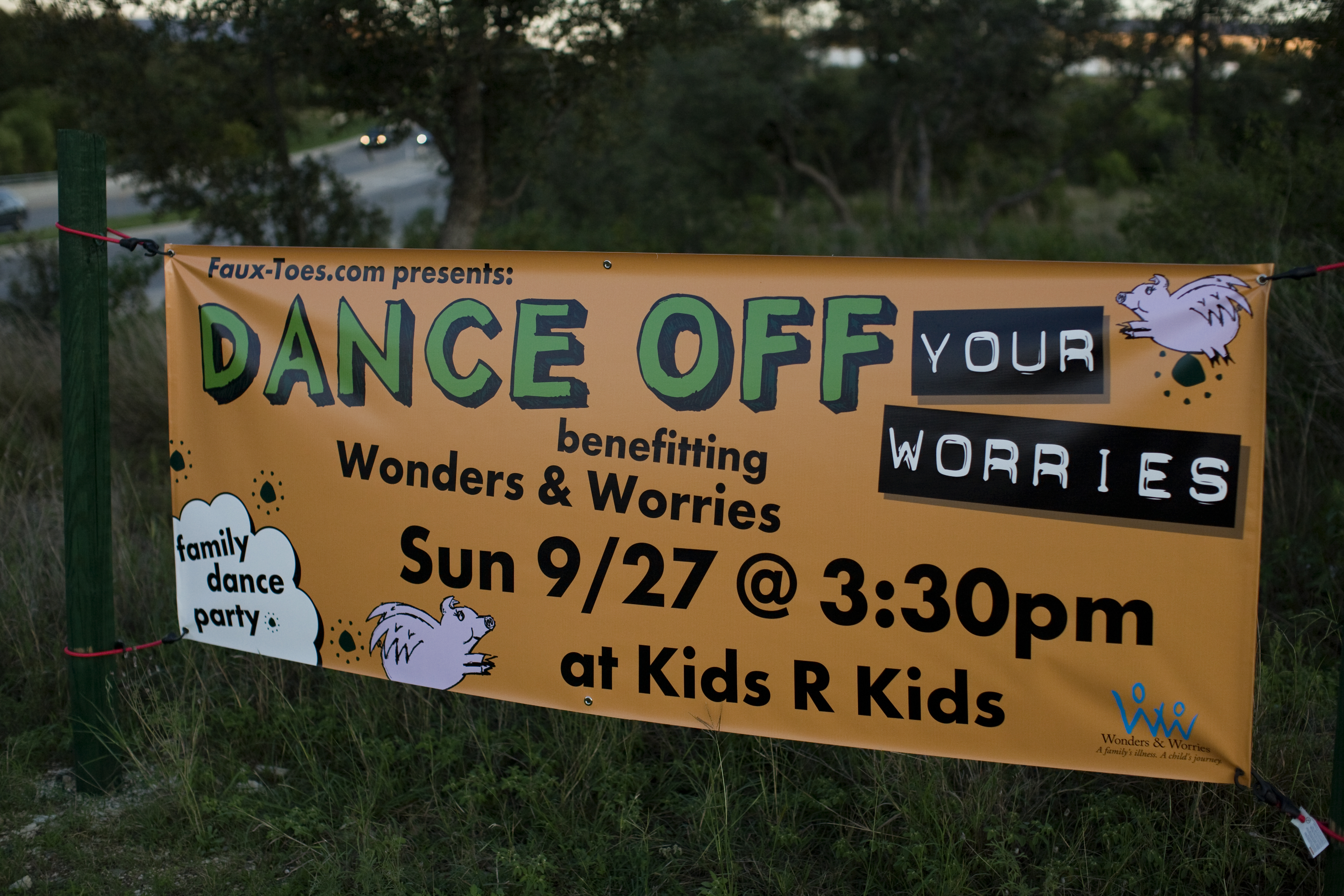 Dance Off Event Banner