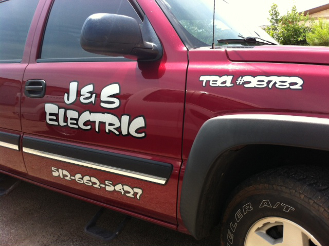 J & S Electric Truck and License