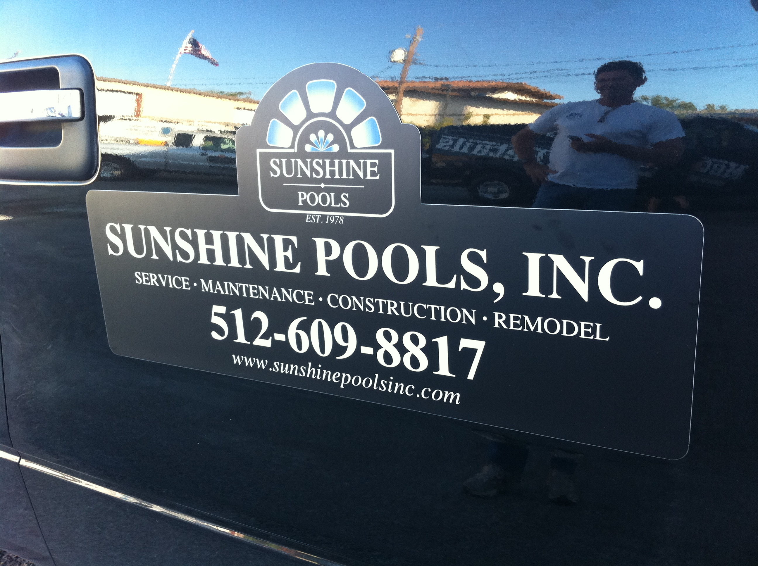 Sunshine Pools magnetic lk26606