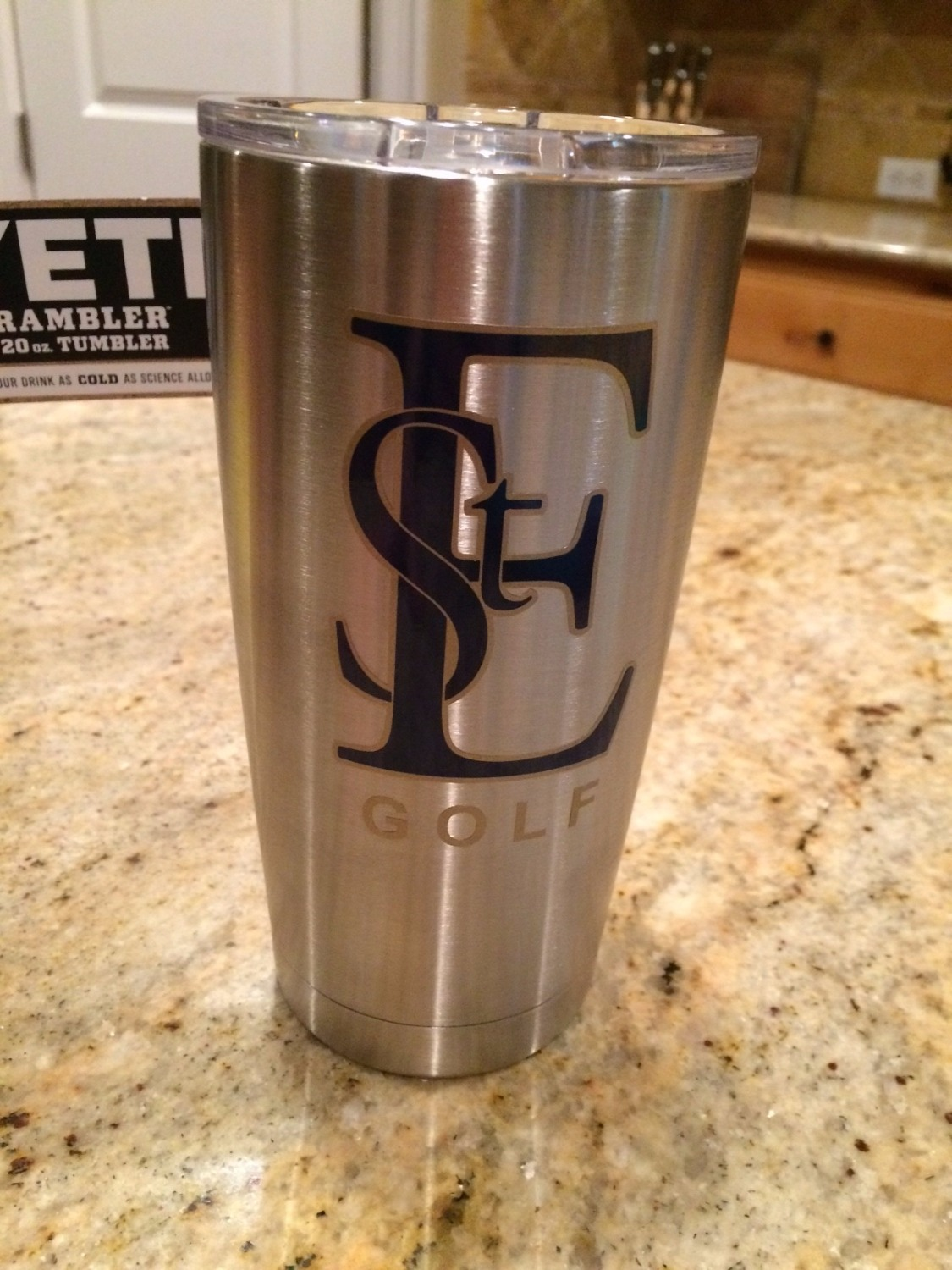 St. Edwards Golf Mug