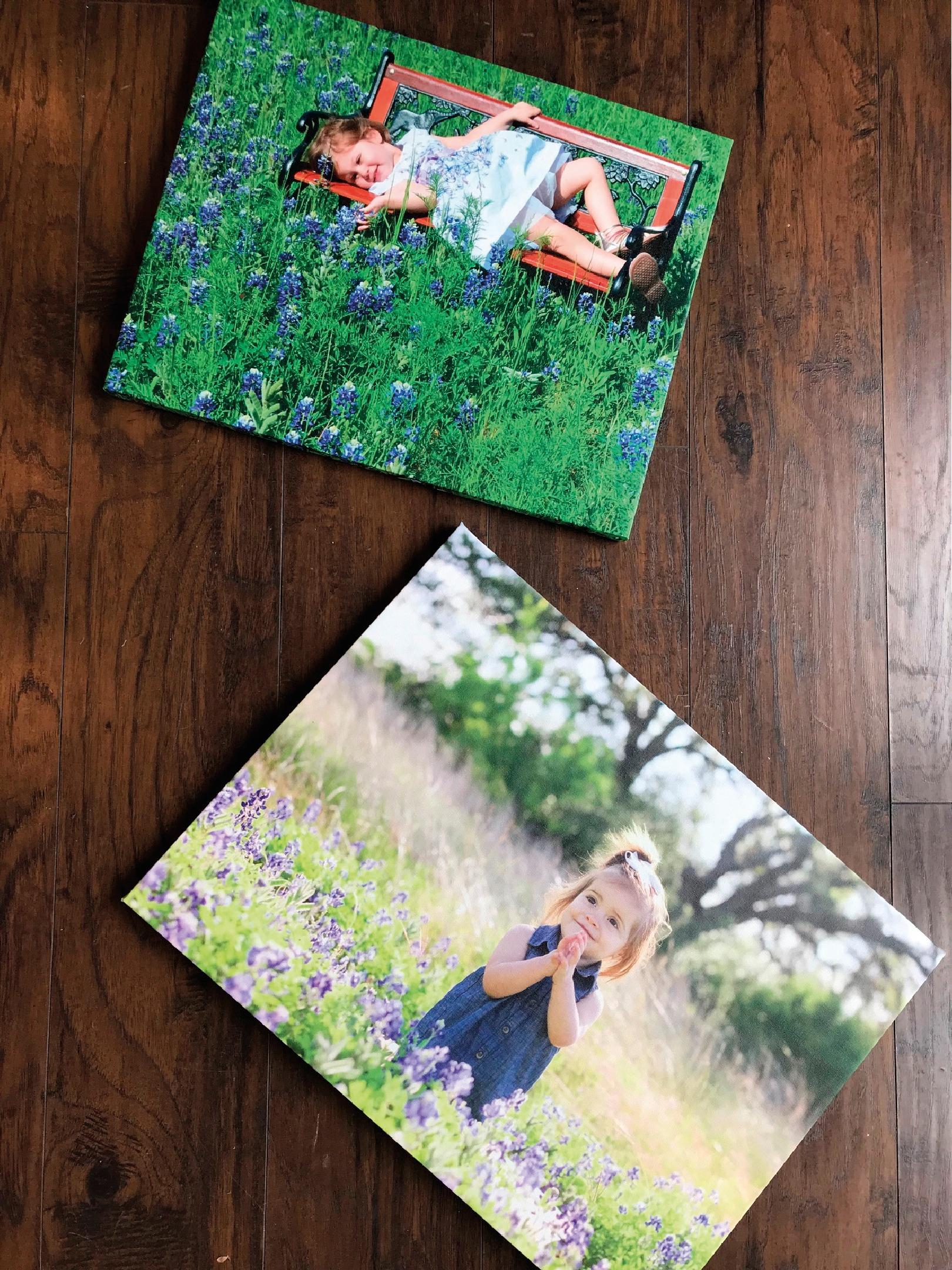 Hand Craft Canvas Prints