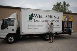 Landscaping Box Truck Vinyl