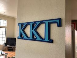 Sorority Letters austin texas