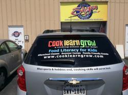Cook Learn Grown Digital Back Window