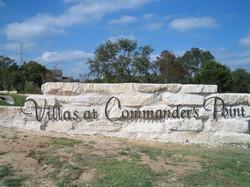 Raised Lettering Monument