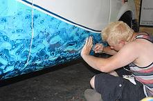 Car Wraps Austin Texas, vehicle wraps, car lettering, truck graphics austin