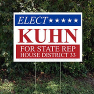 Campaign Sign