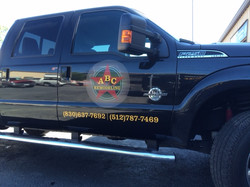 Digital Logo Truck Graphics