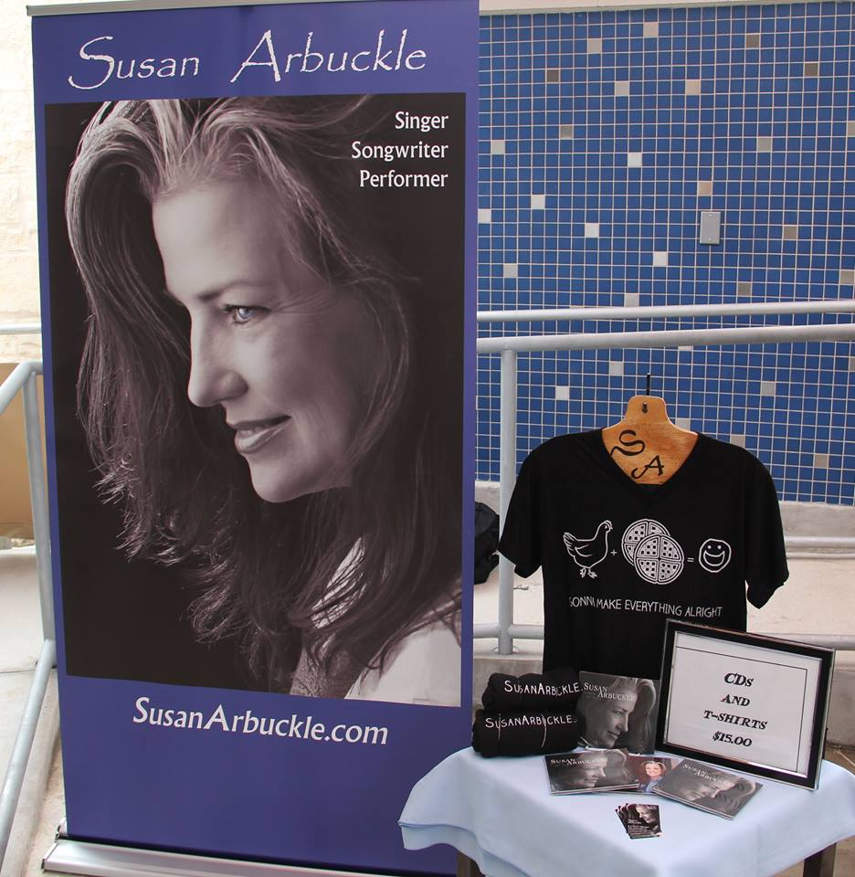 Susan Arbuckle Retractable Banner St