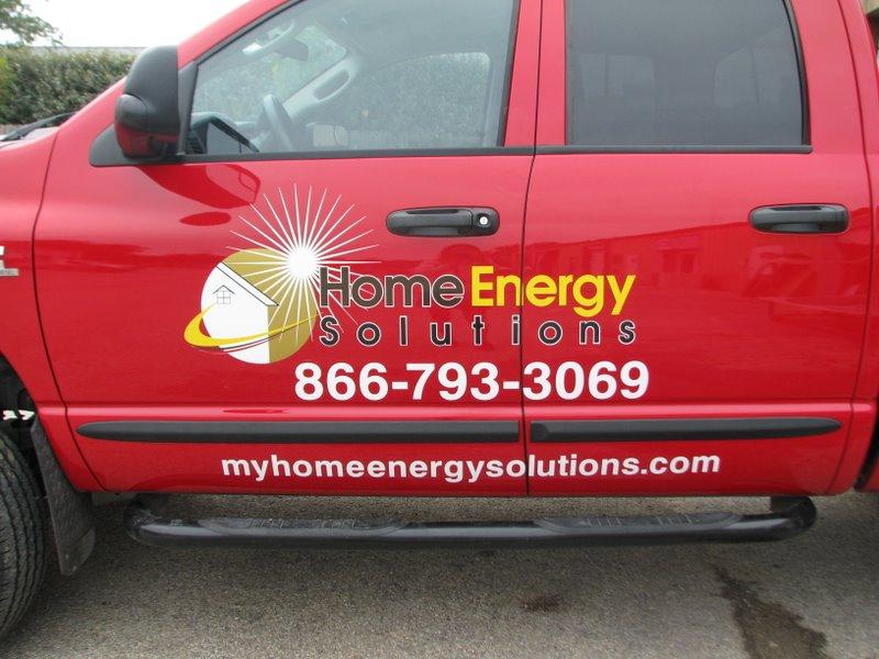 Home Energy Solutions 4 Door Vinyl