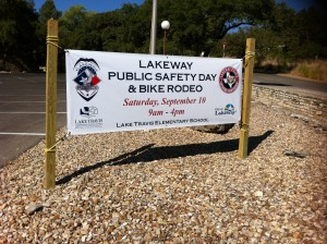Public Safety Event Banner