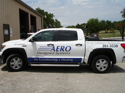Aero Designed Systems Doors and Bed