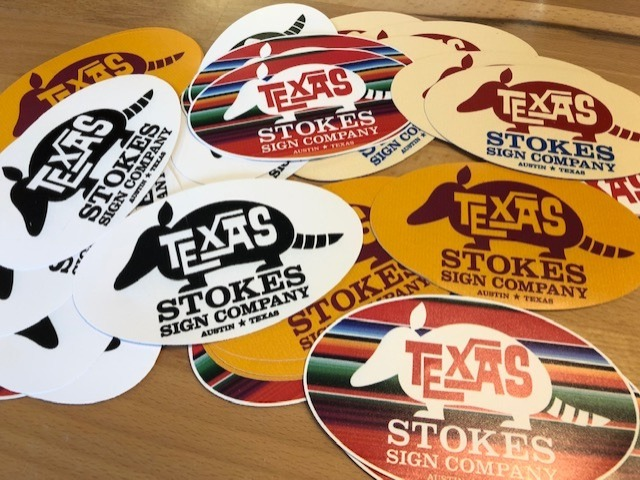 Free Stokes Decals