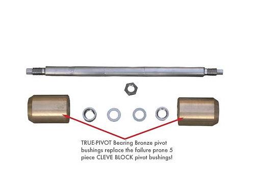 True-Track 20-19E Pivot Touring FXR 1980-2001