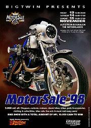 Motorsale 1998 poster