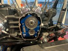 M8 Gear Driven Cam Plate