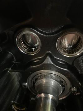 Stock Cam bearings, bad ones