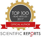 Scientific Reports TOP 100 - 2017