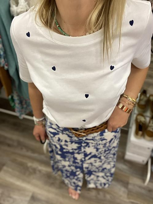 Tshirt ❤️ 𝙱𝙻EU MARINE