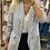 Thumbnail: Veste rayée bleu ciel🤍dernière pièce🤍