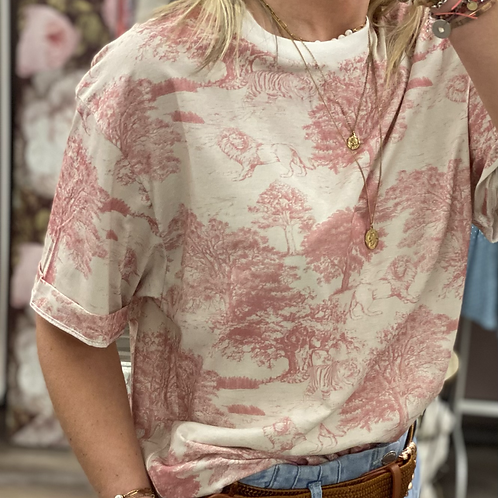 T-shirt 𝙰𝙶𝙰𝚃𝙷𝙴 𝑅𝑂𝑆𝐸