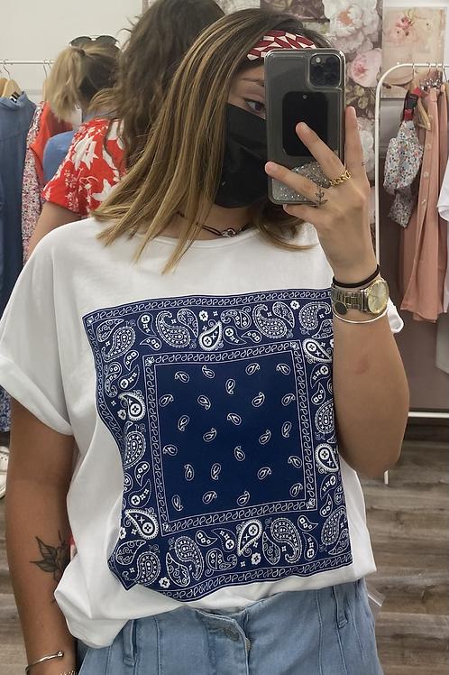 T-shirt 𝙱𝙰𝙽𝙳𝙰𝙽𝙰 𝑑𝑖𝑣𝑒𝑟𝑠 𝑐𝑜𝑙𝑜𝑟𝑖𝑠