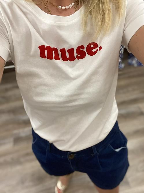 T-shirt 𝙼𝚄𝚂𝙴