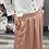 Thumbnail: Longue jupe soie 𝙿𝙴́𝙿𝙸𝚃𝙰