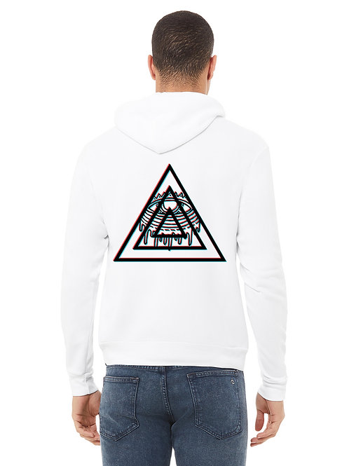 SM Abstractions - Let Me Look Into Your Soul II Hoodie