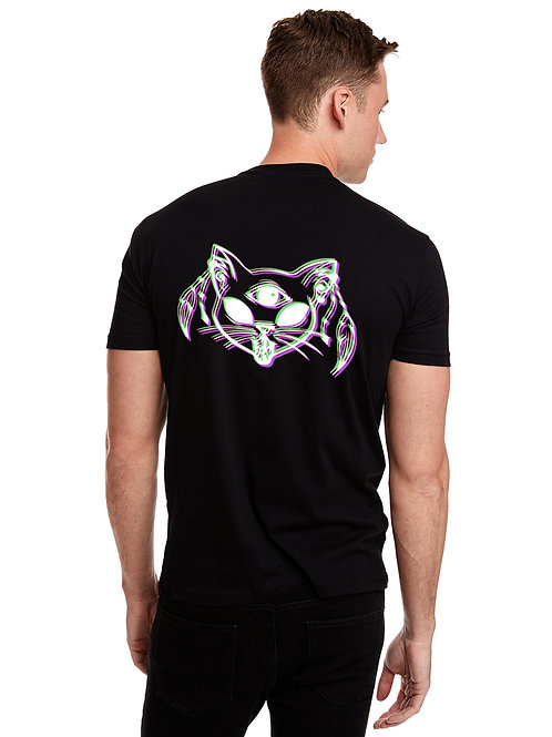 SM Abstractions - Meow Dreamcatcher T-Shirt