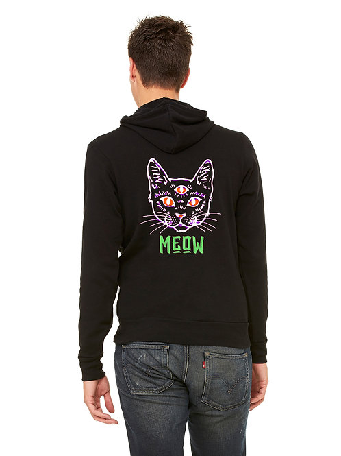 SM Abstractions - Meow Hoodie