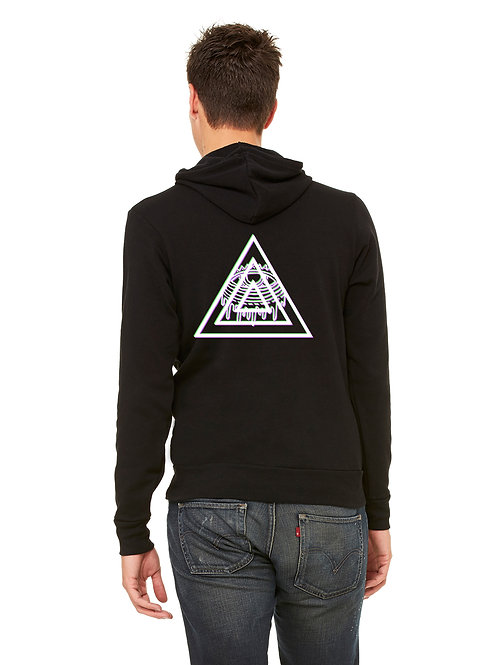 SM Abstractions - Let Me Look Into Your Soul Hoodie