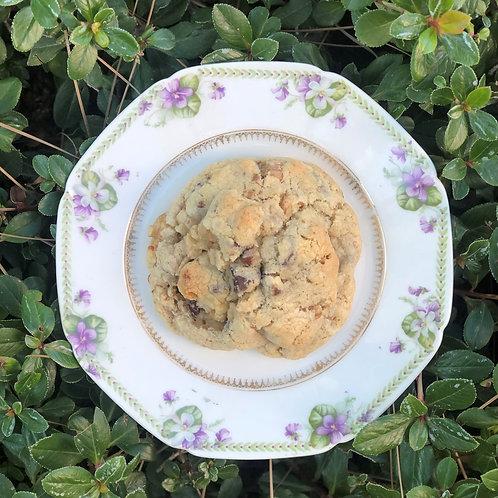 Walnut Gluten Free Chocolate Chip Cookie